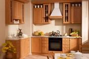 Кухня Азалия Ольха, недорогие угловые кухни