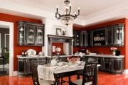 Кухня Гальяно, современные стильные кухни