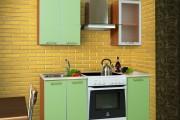 Кухня Мелисса, недорогие угловые кухни